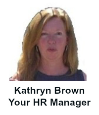 Kathryn Brown Your HR Manager